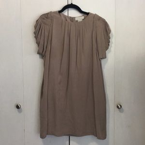 Miss Me COUTURE Silk puff sleeve dress